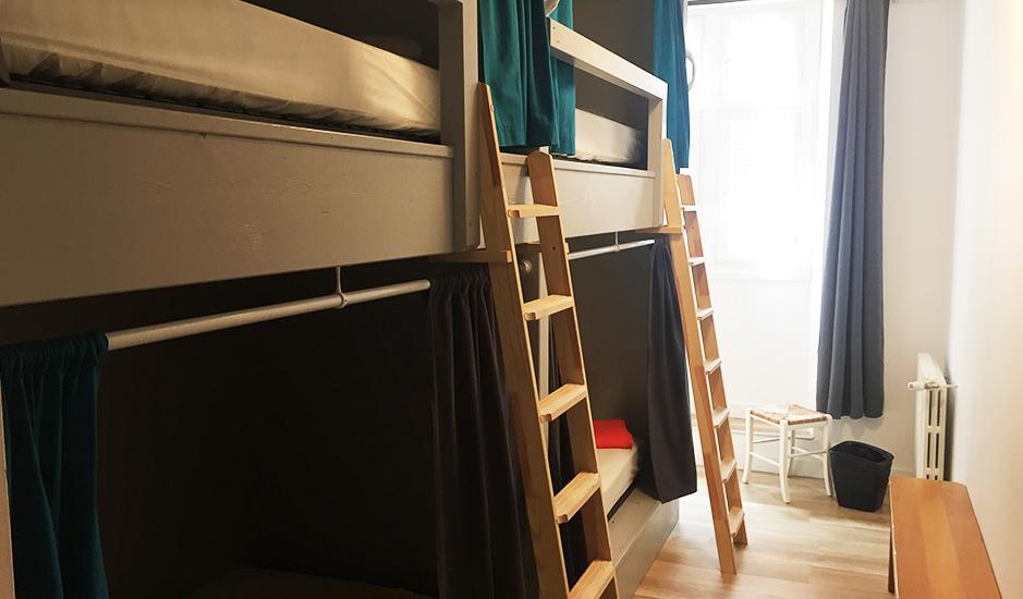 Dormitory 4 Bunk Beds Makila